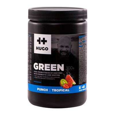 Tropical Punch Flavoured Natural Greens with Probiotics and Enzymes