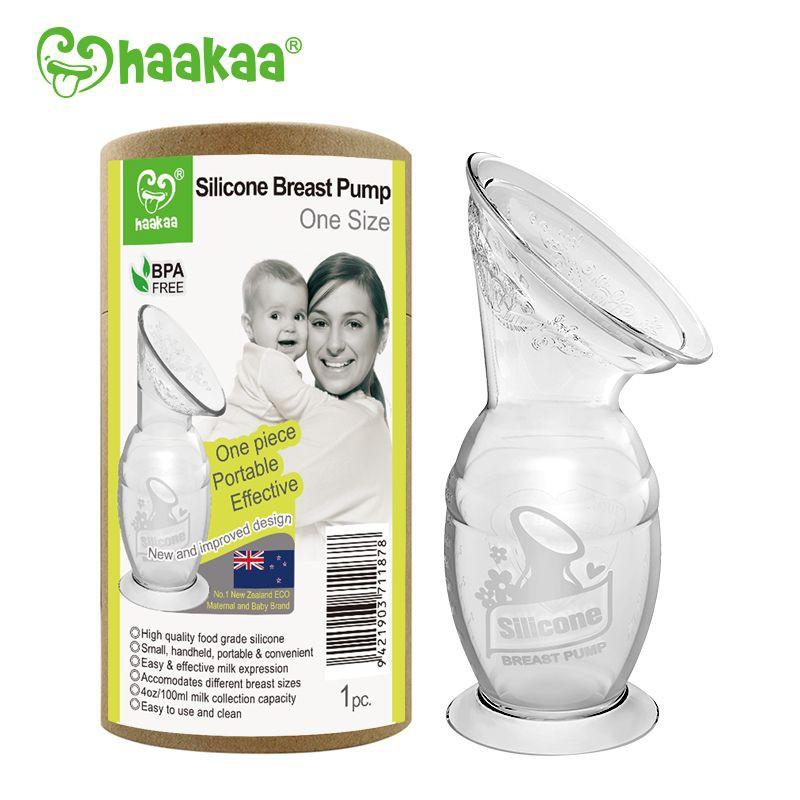 Recolector leche materna