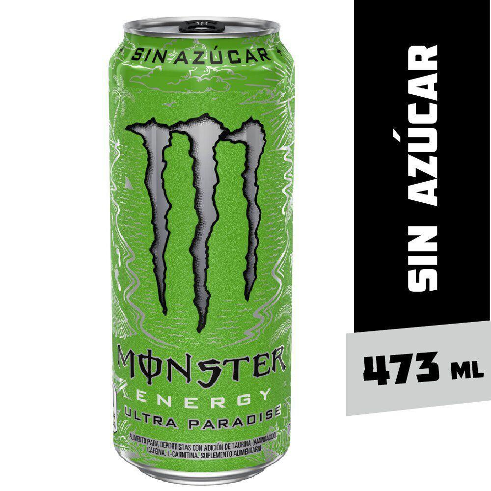 Bebida energética ultra paradise