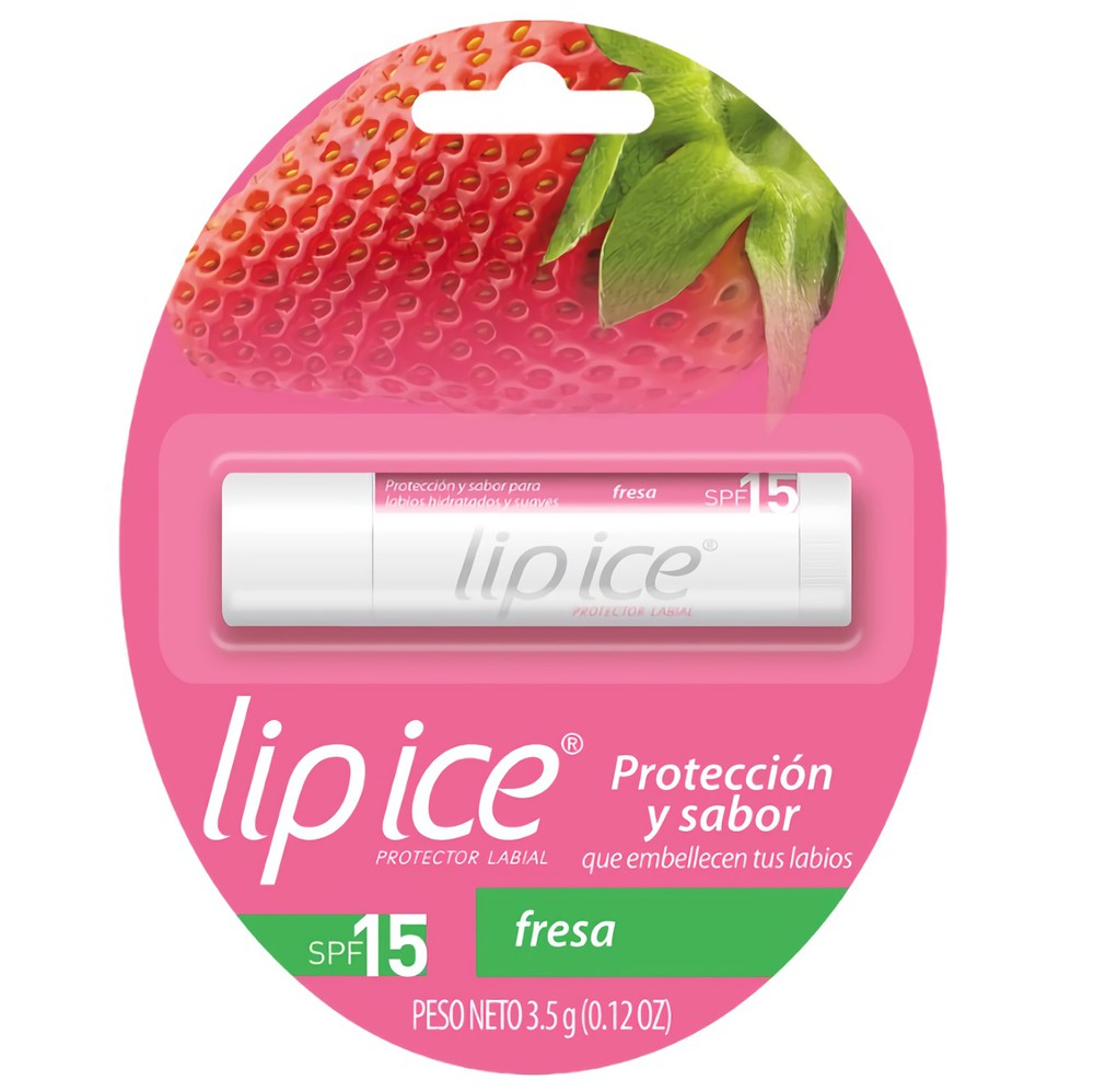 Protector labial fresa