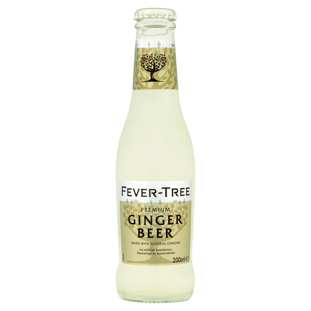 Bebida ginger beer
