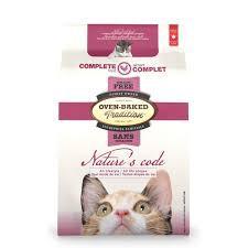 Nature`s code - grain free- gato all life styles
