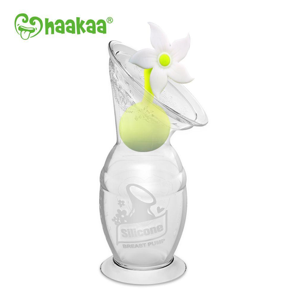 Tapón recolector flor blanca