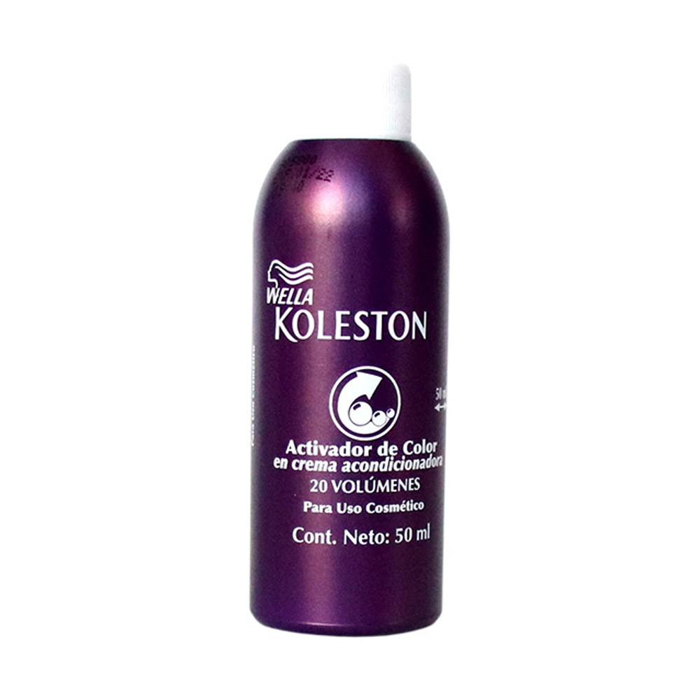 Activador de color emulsion rev new 20v