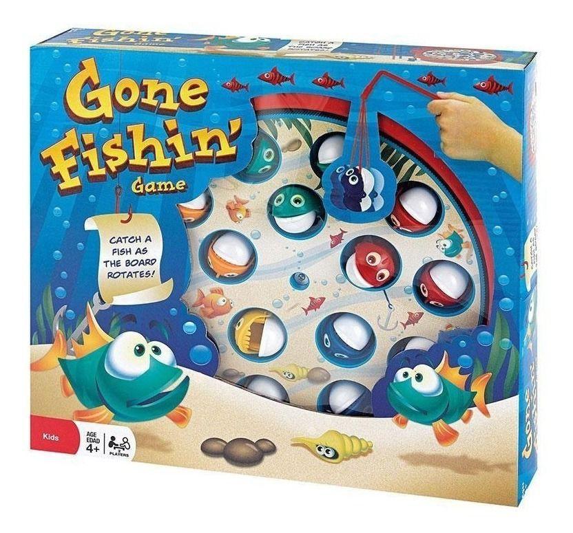 Juego vamos a pescar