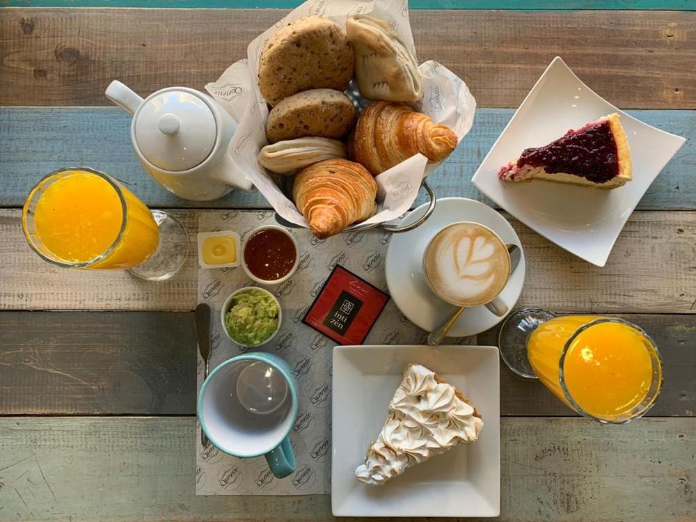 Desayuno para dos 1 un
