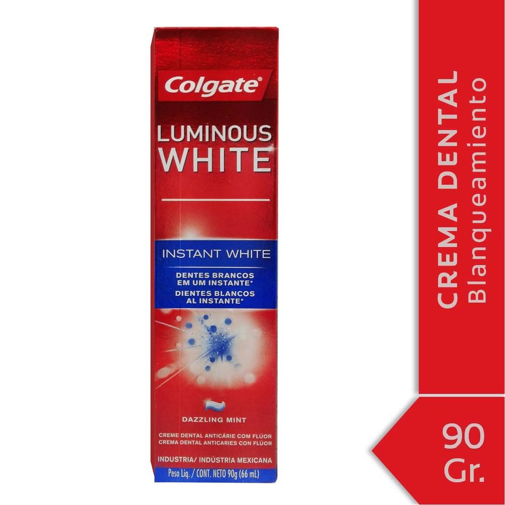 Pasta dental Lumious White Instant
