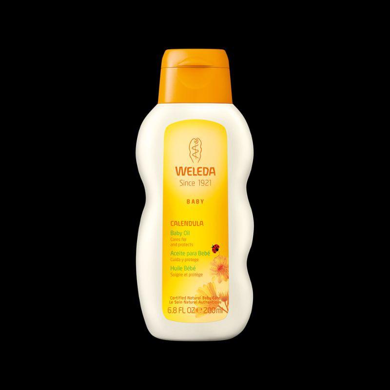 Aceite para masajes de caléndula envase de 100ml