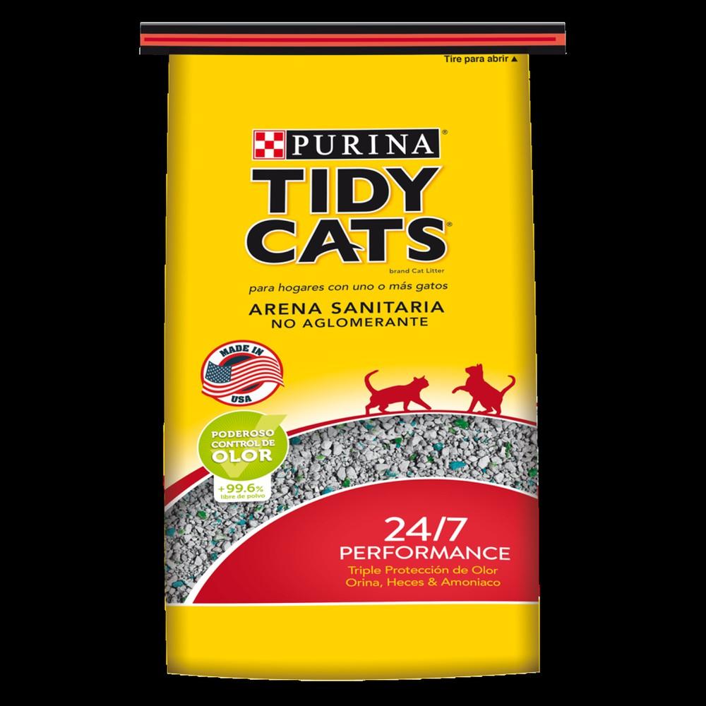 Arena sanitaria para gatos Tidy cats performance 24/7