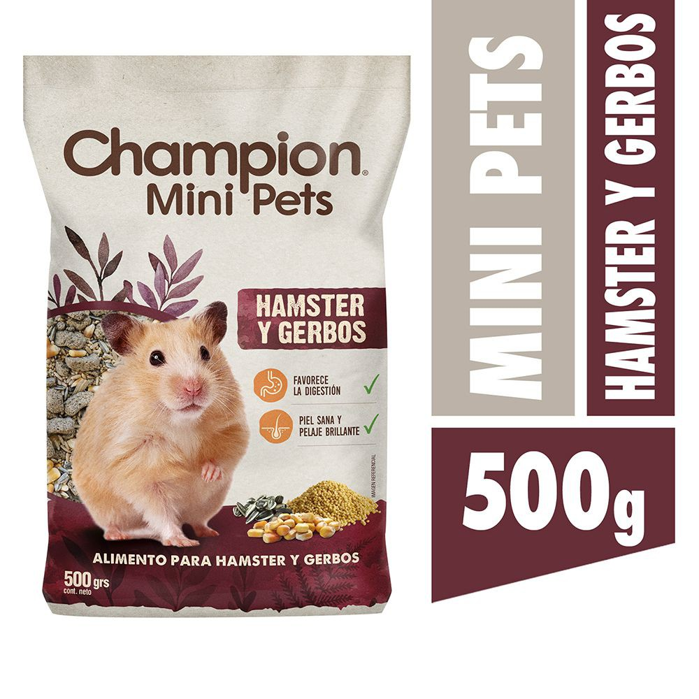 Alimentos para hamster Bolsa 500 g