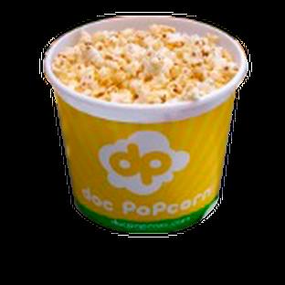 Balde popcorn sweet butter