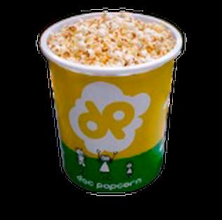 Balde Popcorn hoppin jalapeño (saladas)