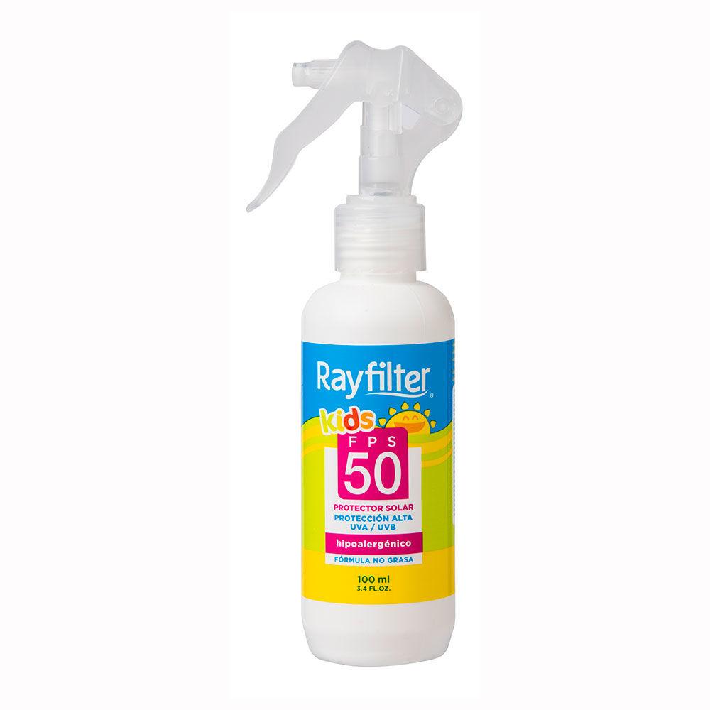 Protector solar kids hipoalergénico spray FPS 50