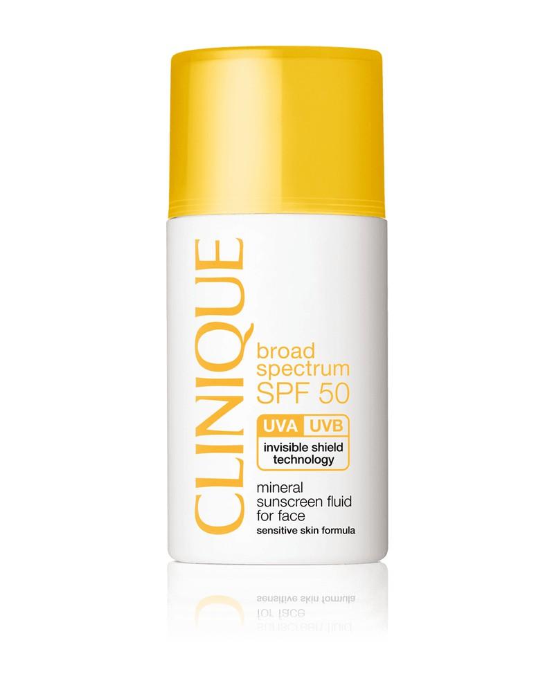 Protector solar facial fluido SPF50 - Mineral Sunscreen 30 ml