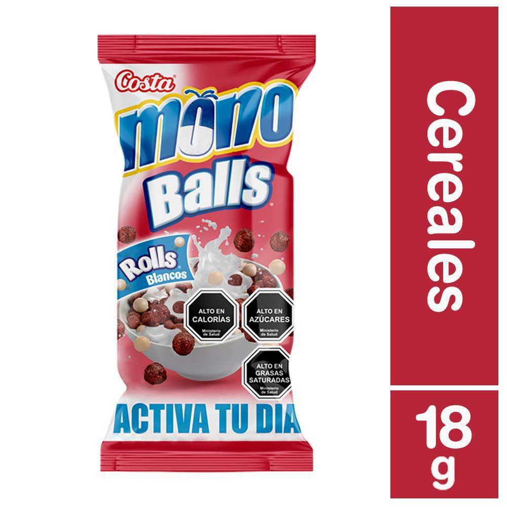 Cereal Mono Balls