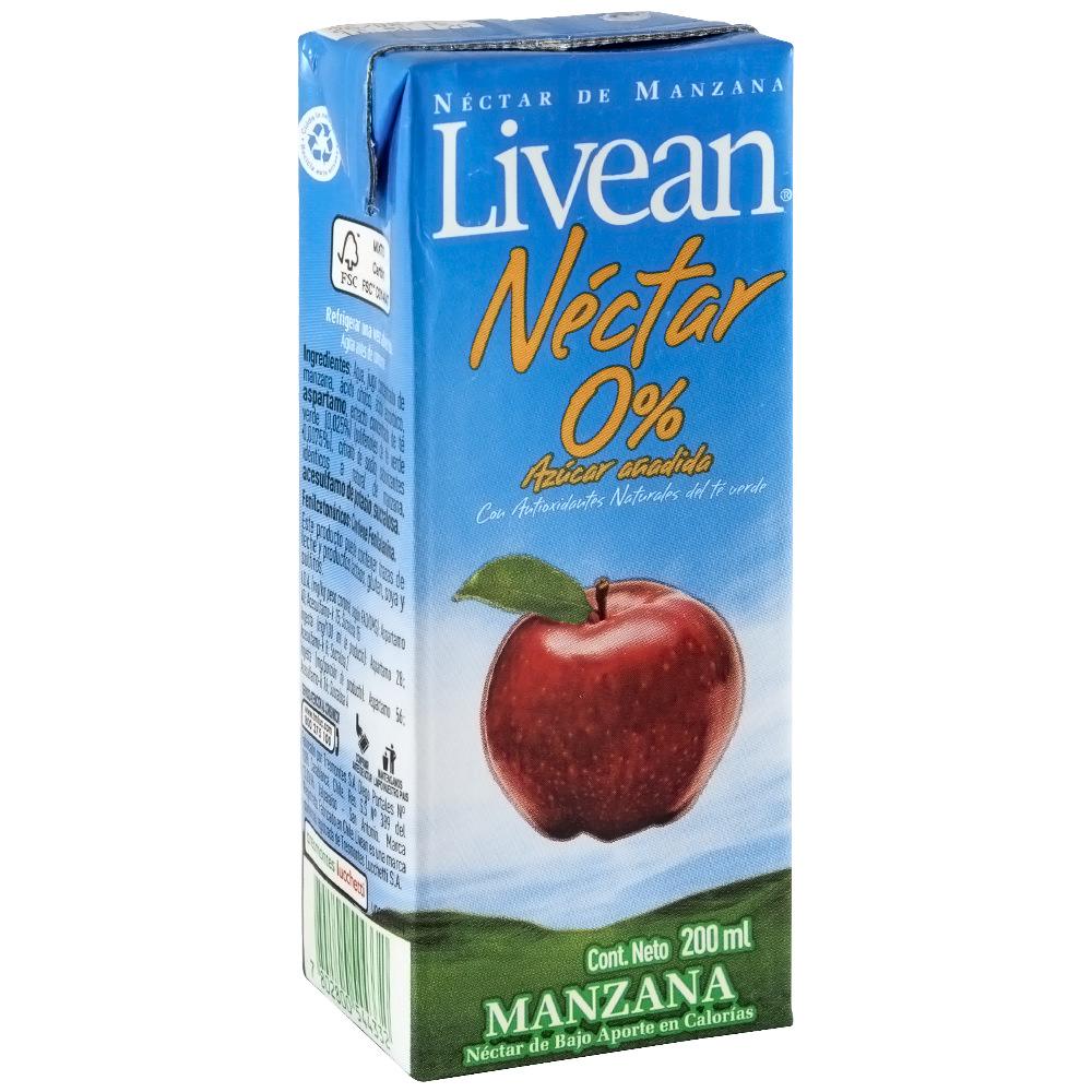 Néctar manzana 0% azúcar añadida
