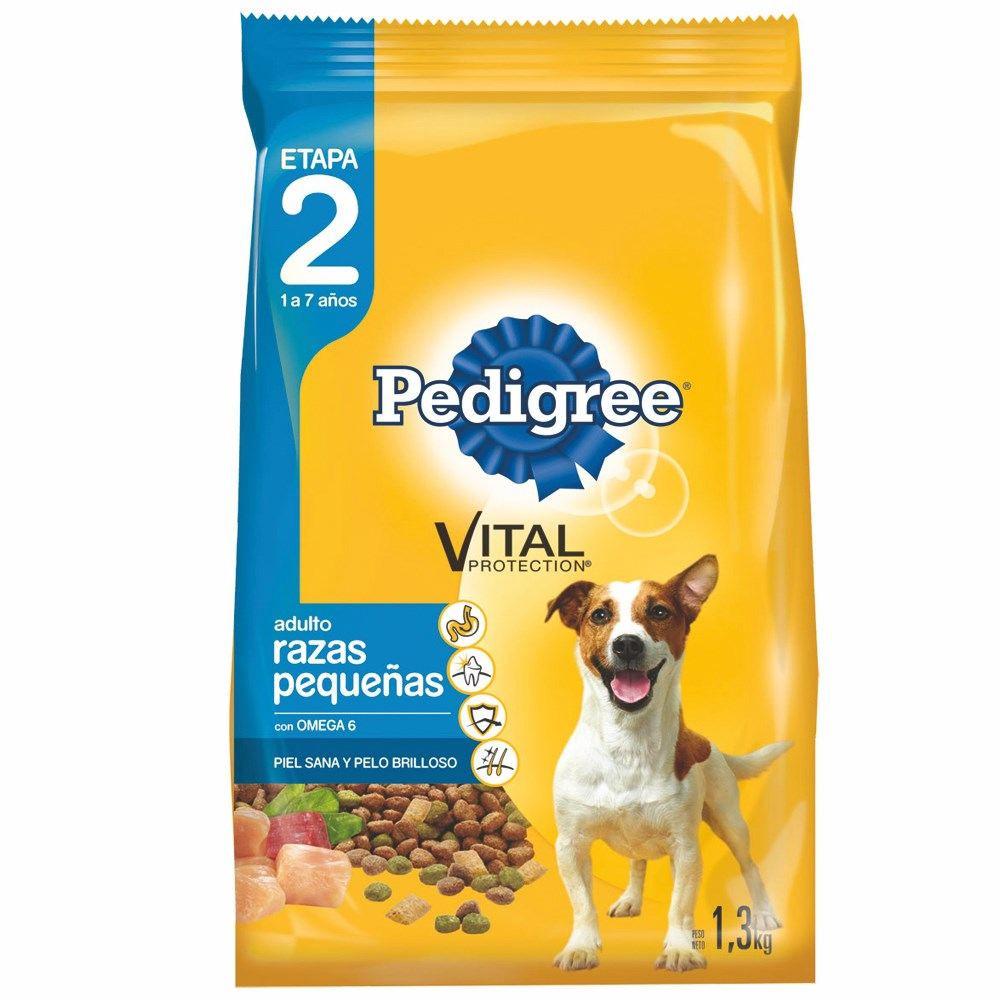 Alimento perro adulto raza pequeña vital protection