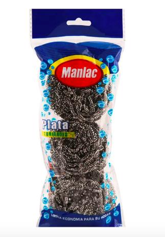 Esponjas metálicas