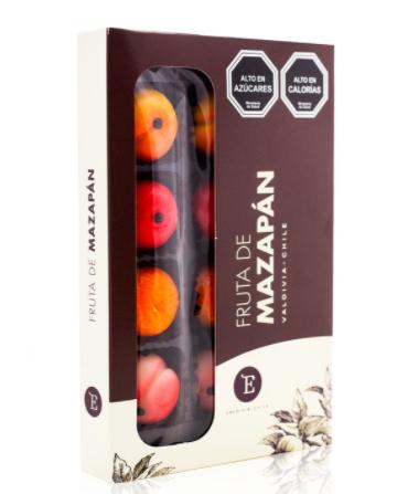 Frutas de mazapán 120 g