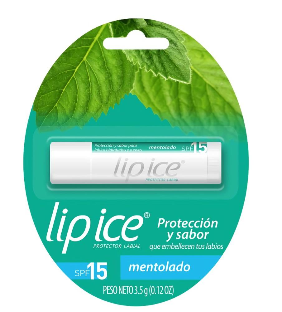 Protector labial mentolado SPF15