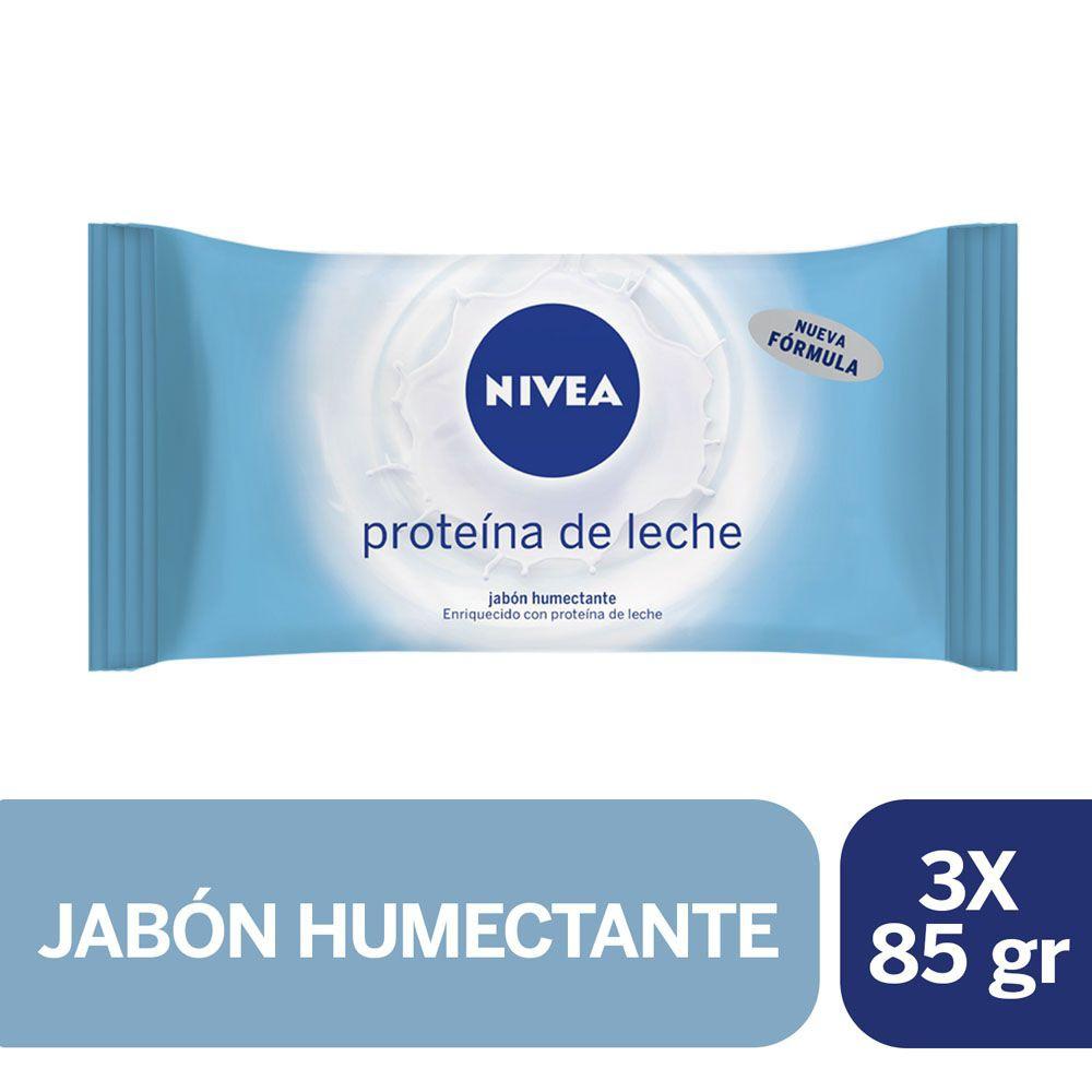 Jabon barra proteina de leche