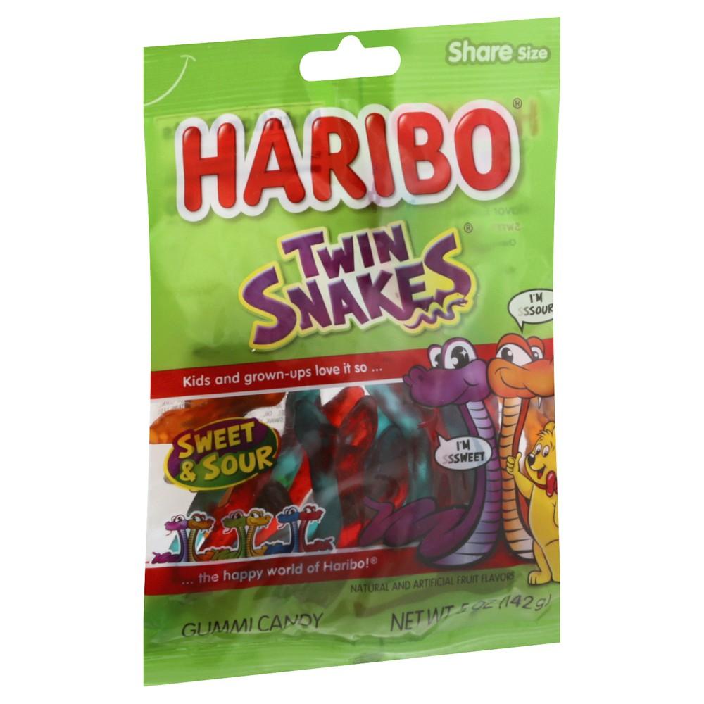Twin Snakes Gummi Candy 5 oz