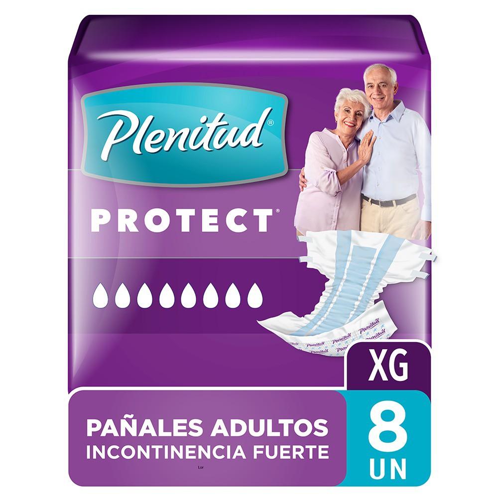 Pañal adulto incontinencia fuerte talla XG