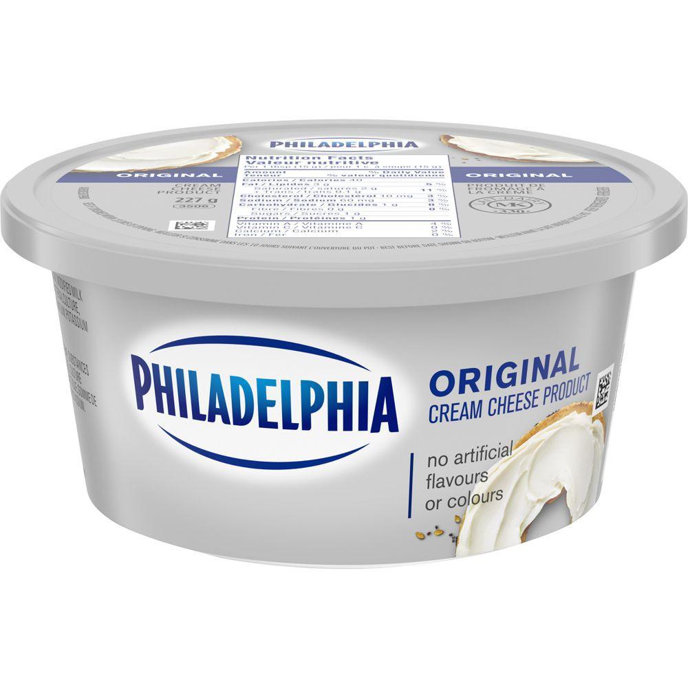 Original cream cheese