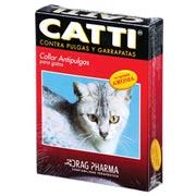 Collar anti pulgas para gatos