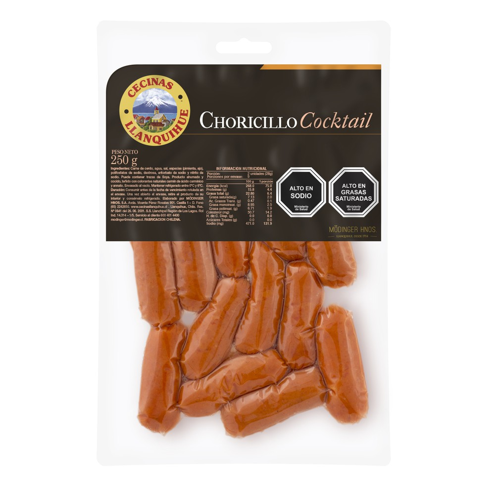 Choricillo Cocktail
