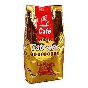 Café molido torrado con azúcar