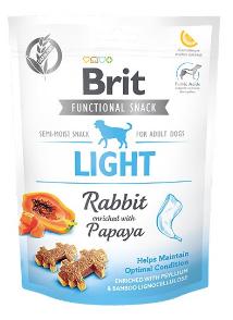Funcional snack light - rabbit