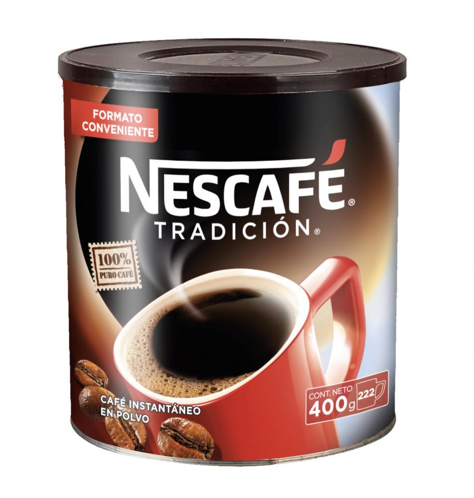 Café instantáneo tradición