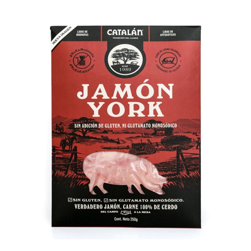 Jamon york 250 g