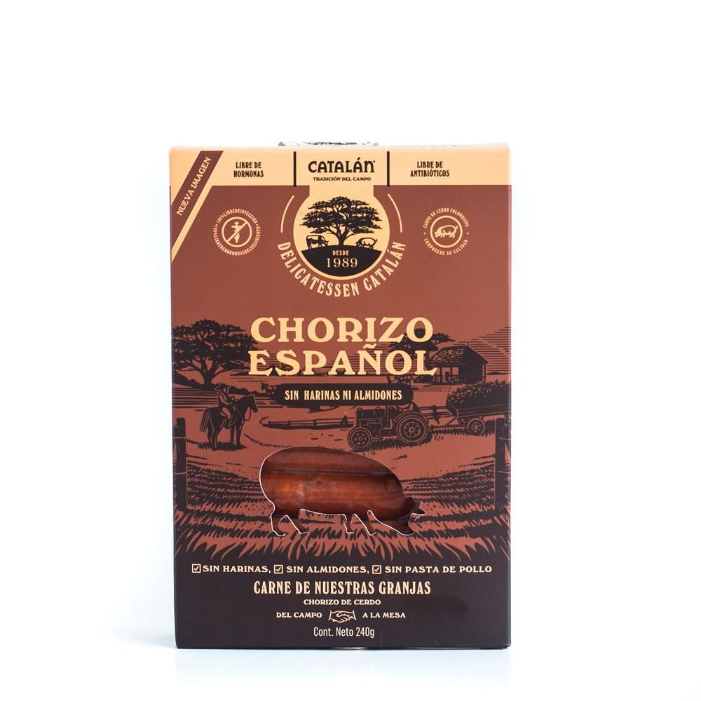 Chorizo español 240 GR