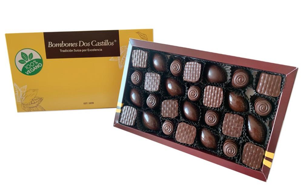 CHOCOLATES VEGANOS Nº 2 caja