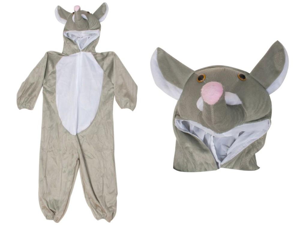 Disfraz elefante peluche--1154550 1.3 MTS