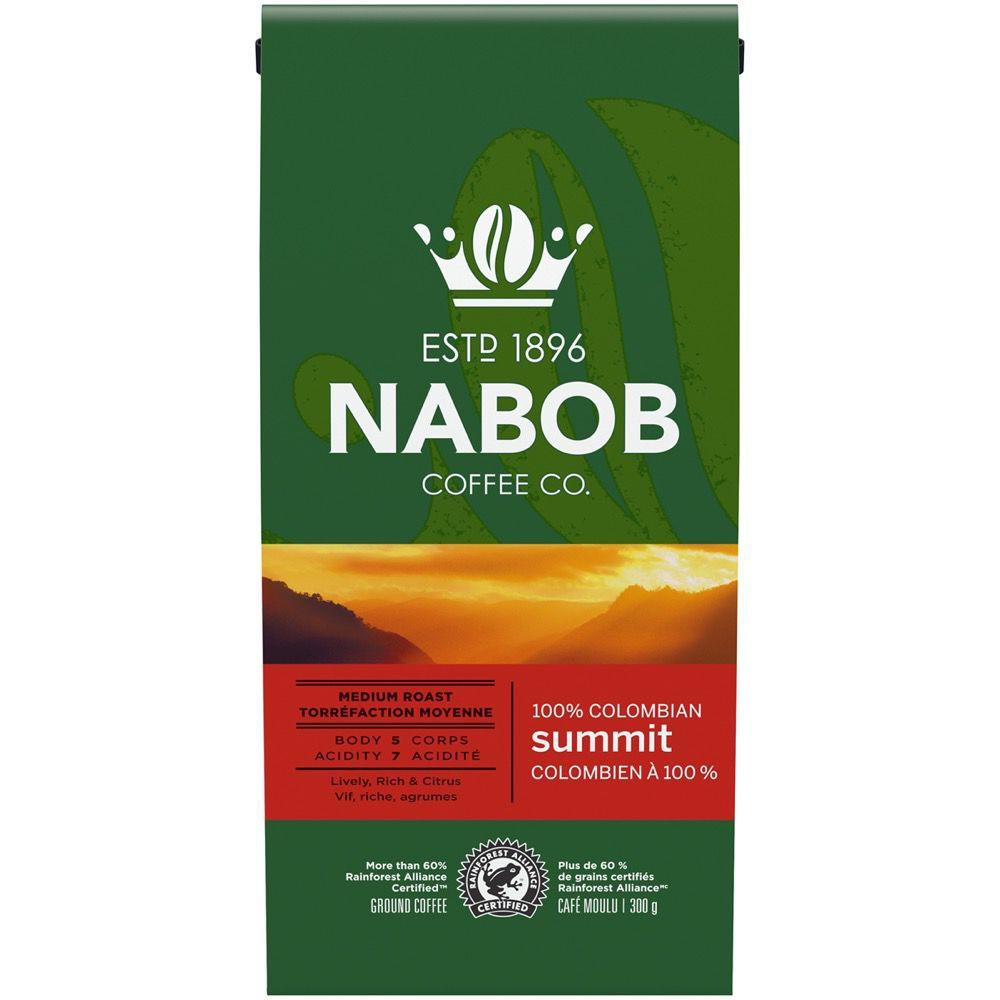 Summit 100% Colombian coffee