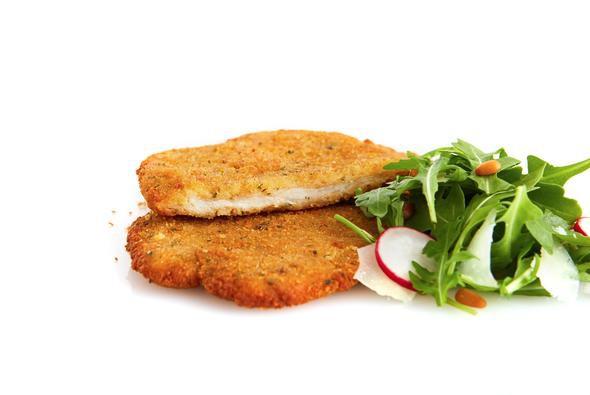 Organic chicken milanese 4 LB