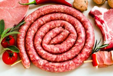 Argentinian style thin sausage/ salchicha 1 LB