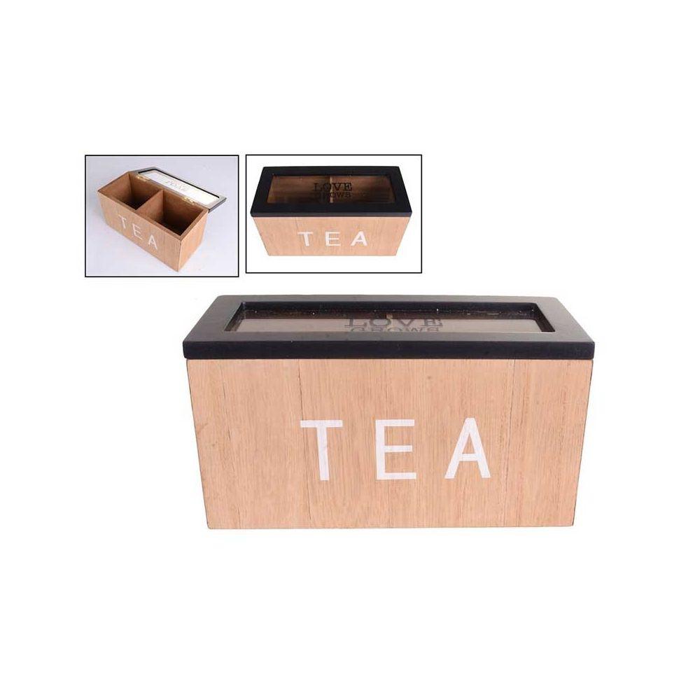 Caja té love