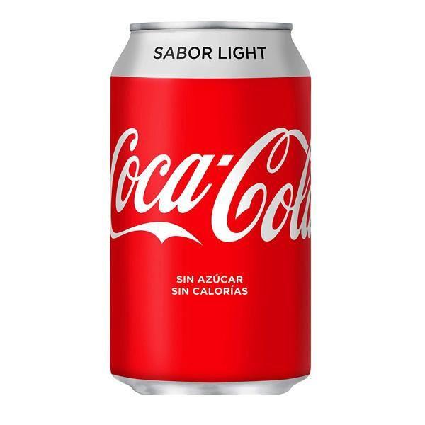 Bebida light 350 ml