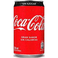 Bebida sin azúcar 350 ml
