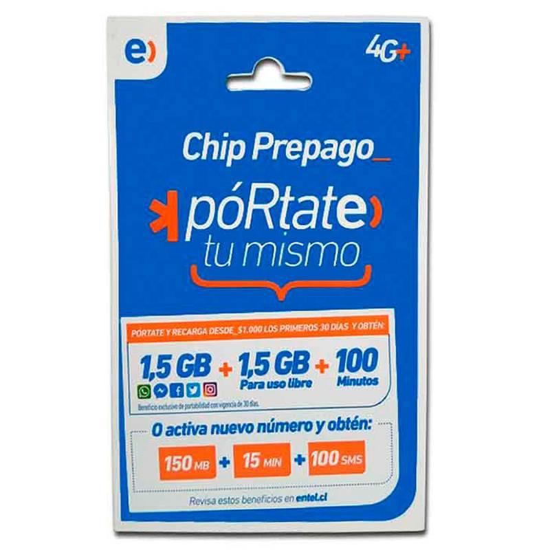 Chip prepago