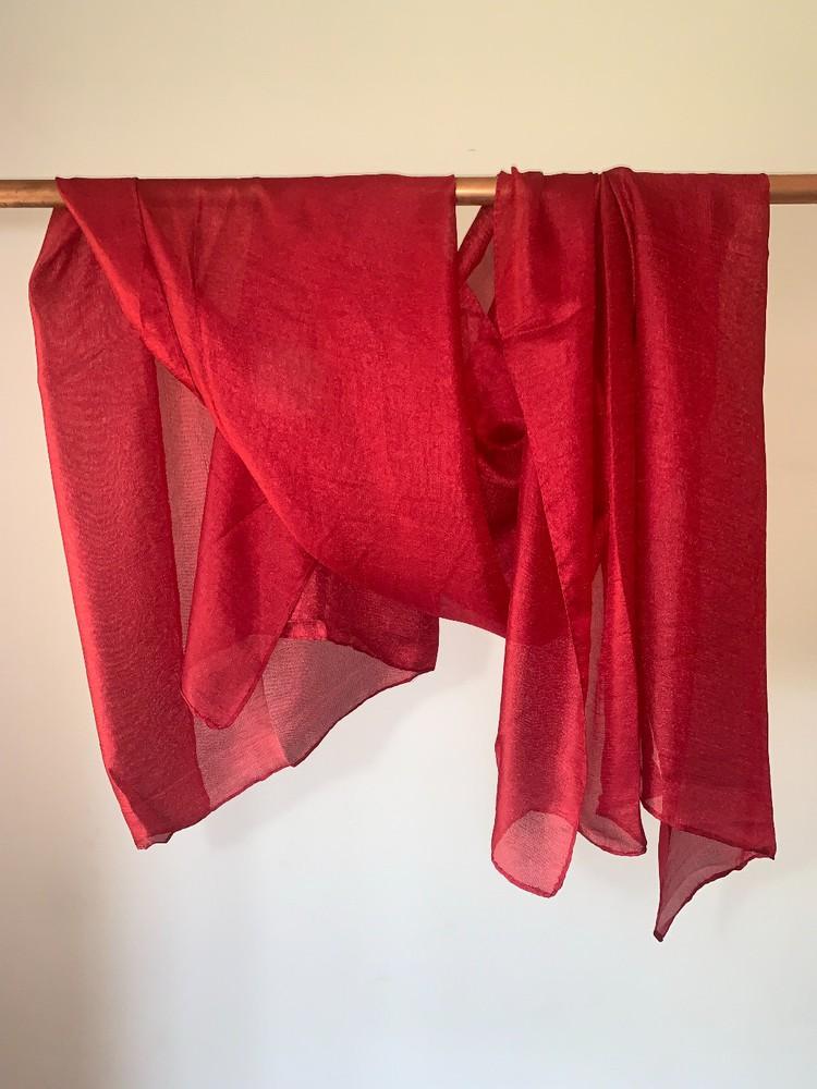 Pañuelo pili rojo