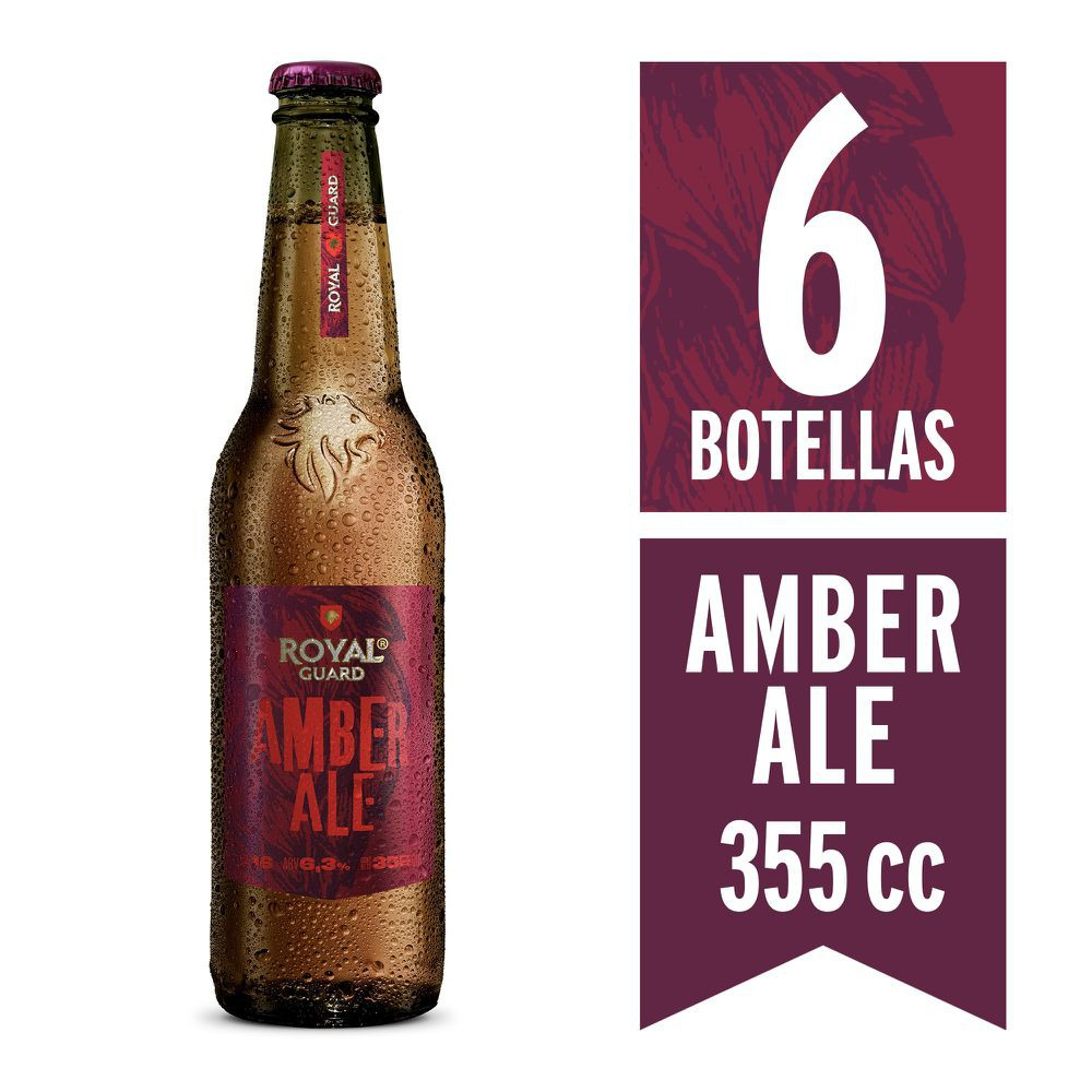 Cerveza Amber Ale