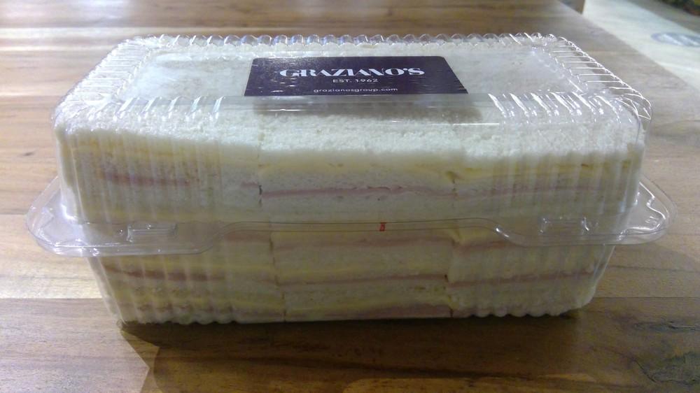 Sandwich miga ham & cheese 1 PC