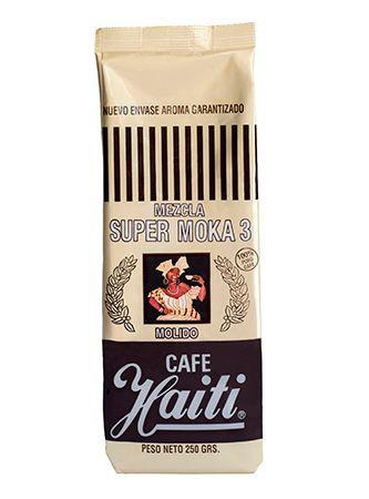 Pulverizado (Café Turco) Mezcla Super Moka Bolsa 250 g