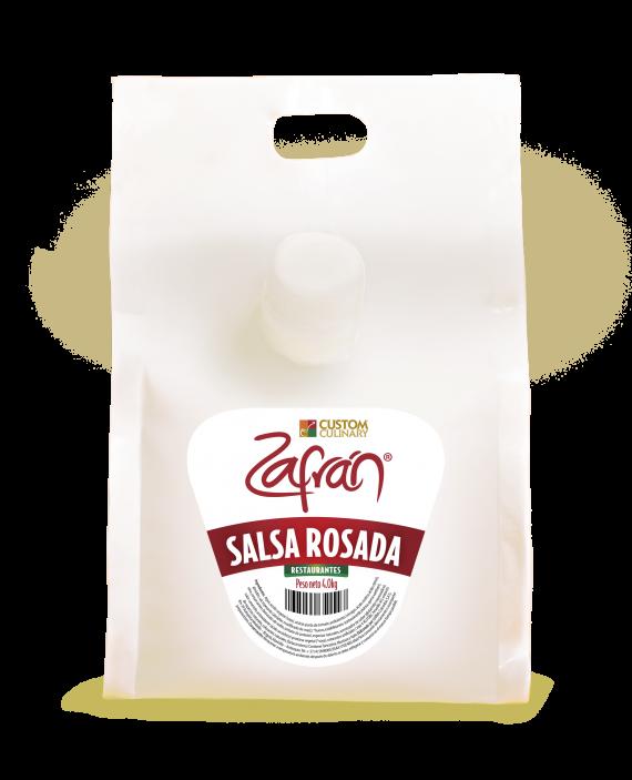 Salsa rosada para restaurantes MASTER BAG 4 KG