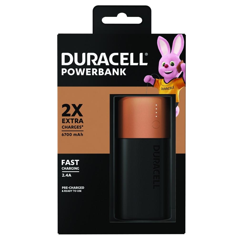 Pilas power bank 6700 mah